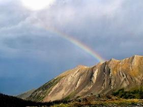 Where Colorado Leprechauns hide their gold. Silver Cliff, Colorado